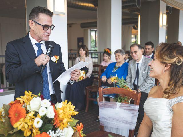 Il matrimonio di Nicola e Angelica a Menaggio, Como 46