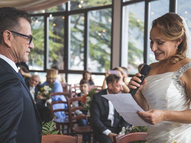 Il matrimonio di Nicola e Angelica a Menaggio, Como 47