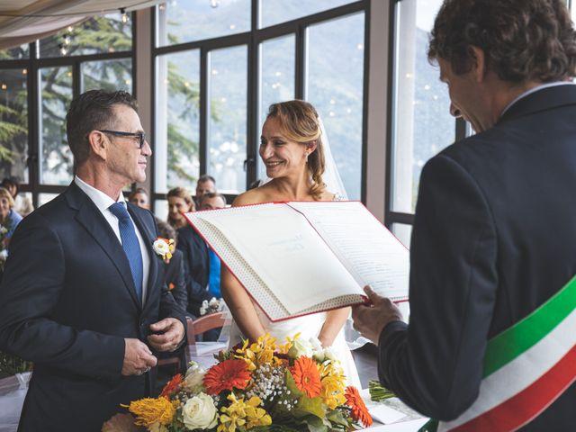 Il matrimonio di Nicola e Angelica a Menaggio, Como 50