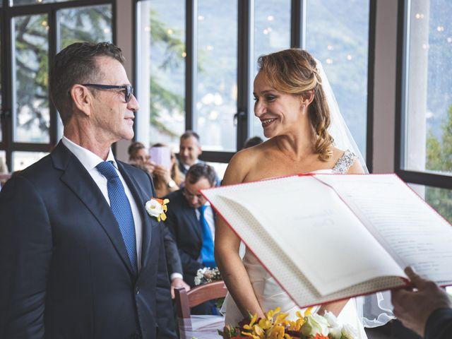 Il matrimonio di Nicola e Angelica a Menaggio, Como 51