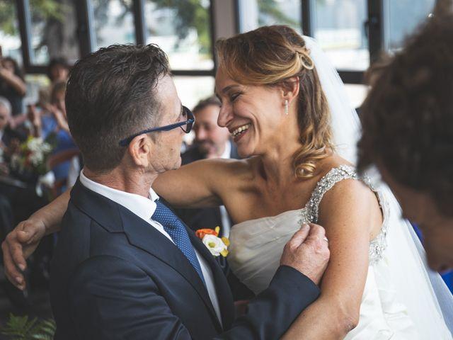 Il matrimonio di Nicola e Angelica a Menaggio, Como 52