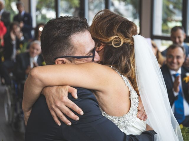 Il matrimonio di Nicola e Angelica a Menaggio, Como 53