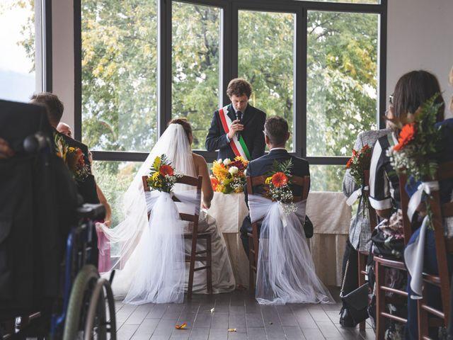 Il matrimonio di Nicola e Angelica a Menaggio, Como 57