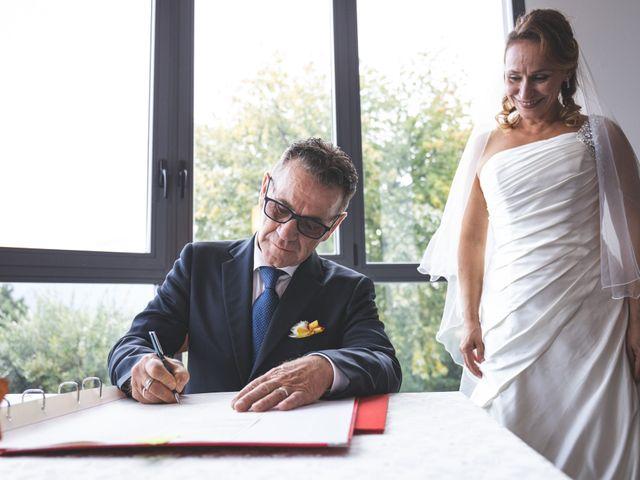 Il matrimonio di Nicola e Angelica a Menaggio, Como 58