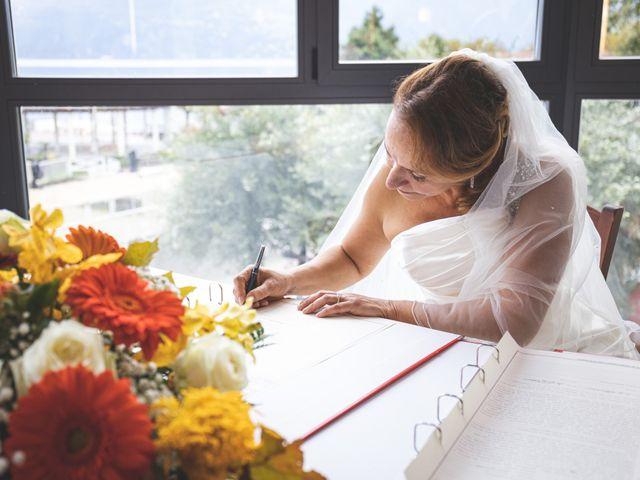 Il matrimonio di Nicola e Angelica a Menaggio, Como 59