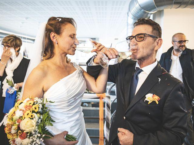 Il matrimonio di Nicola e Angelica a Menaggio, Como 64