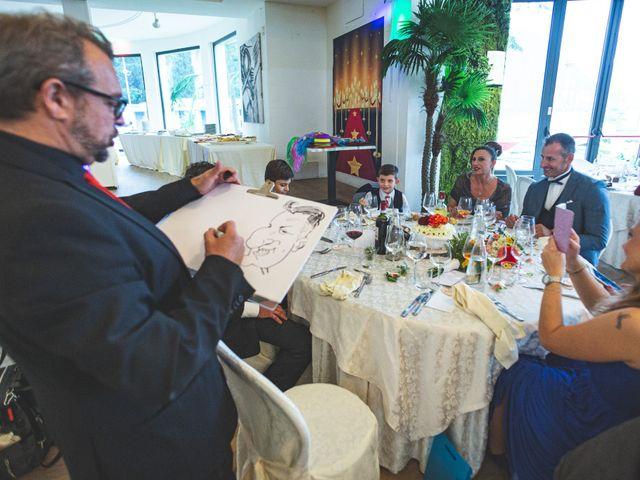 Il matrimonio di Nicola e Angelica a Menaggio, Como 70