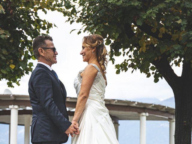 Il matrimonio di Nicola e Angelica a Menaggio, Como 71