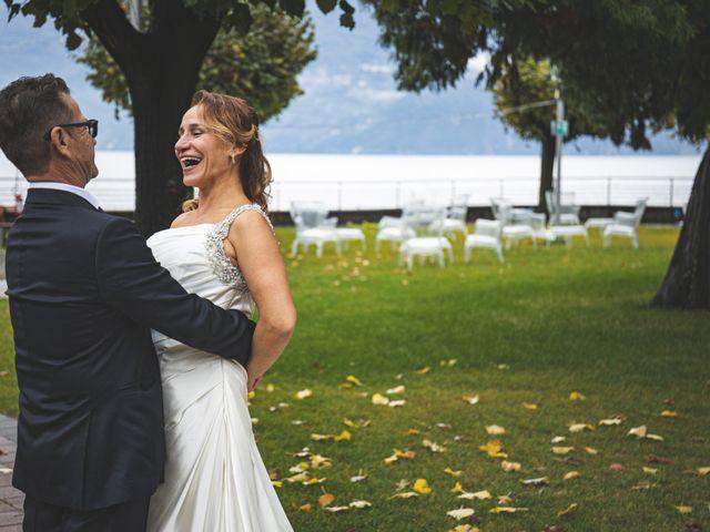 Il matrimonio di Nicola e Angelica a Menaggio, Como 73