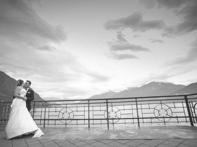 Il matrimonio di Nicola e Angelica a Menaggio, Como 76
