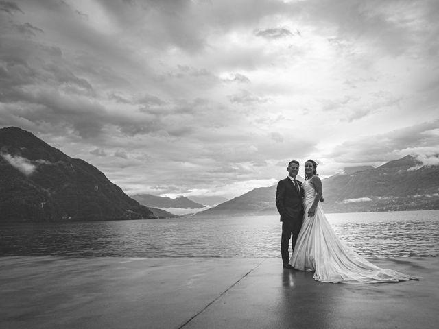 Il matrimonio di Nicola e Angelica a Menaggio, Como 81