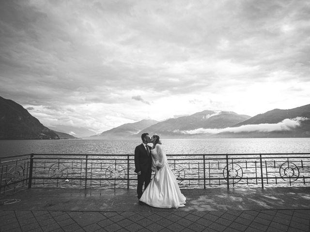 Il matrimonio di Nicola e Angelica a Menaggio, Como 83