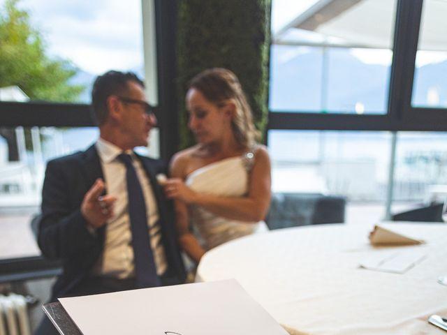 Il matrimonio di Nicola e Angelica a Menaggio, Como 101