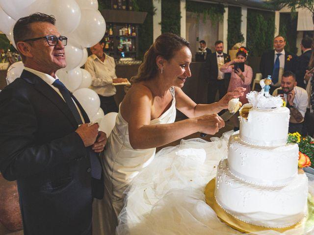 Il matrimonio di Nicola e Angelica a Menaggio, Como 107
