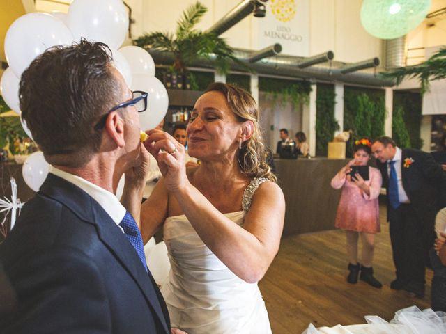 Il matrimonio di Nicola e Angelica a Menaggio, Como 108