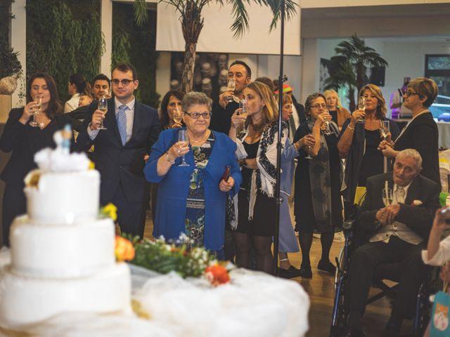 Il matrimonio di Nicola e Angelica a Menaggio, Como 111