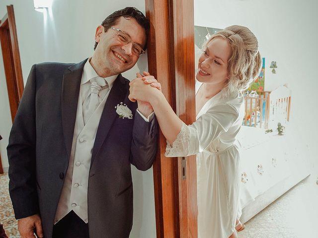Il matrimonio di Massimo e Oksana a Salerno, Salerno 3