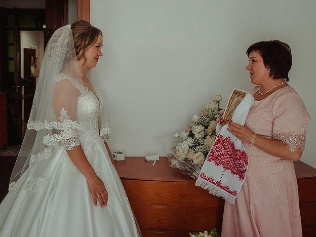 Il matrimonio di Massimo e Oksana a Salerno, Salerno 8