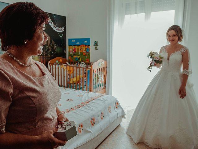 Il matrimonio di Massimo e Oksana a Salerno, Salerno 11