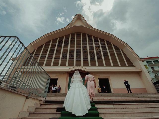 Il matrimonio di Massimo e Oksana a Salerno, Salerno 13