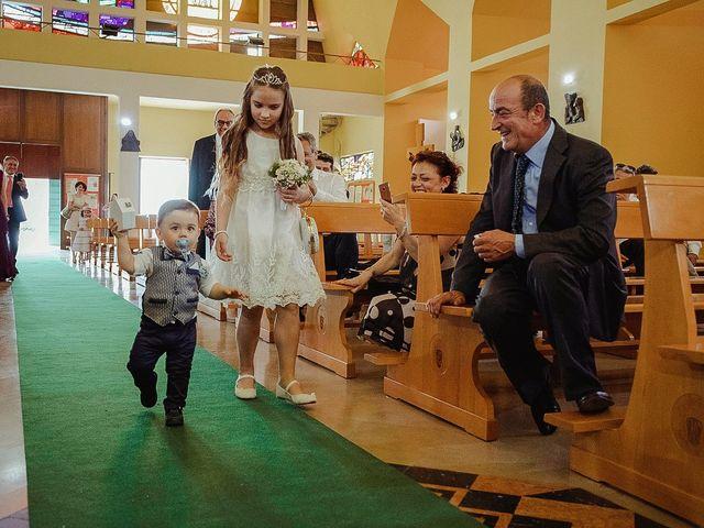 Il matrimonio di Massimo e Oksana a Salerno, Salerno 16