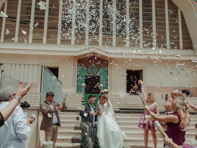 Il matrimonio di Massimo e Oksana a Salerno, Salerno 18