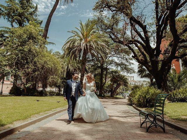 Il matrimonio di Massimo e Oksana a Salerno, Salerno 19