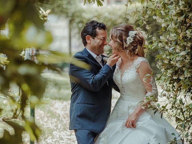 Il matrimonio di Massimo e Oksana a Salerno, Salerno 24