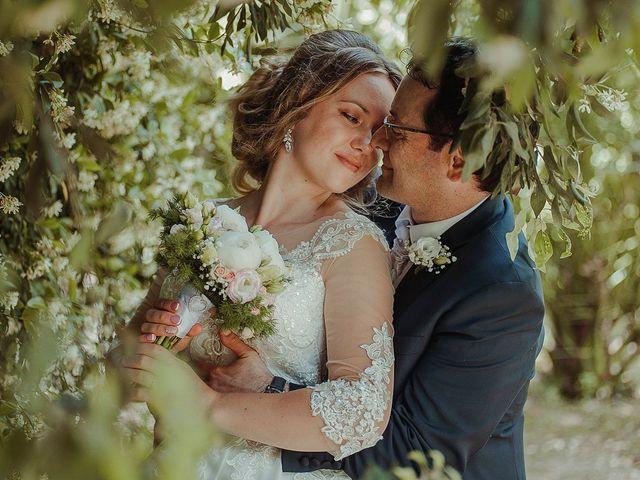 Il matrimonio di Massimo e Oksana a Salerno, Salerno 25