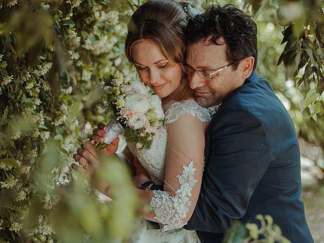 Il matrimonio di Massimo e Oksana a Salerno, Salerno 26
