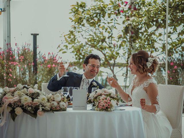Il matrimonio di Massimo e Oksana a Salerno, Salerno 31