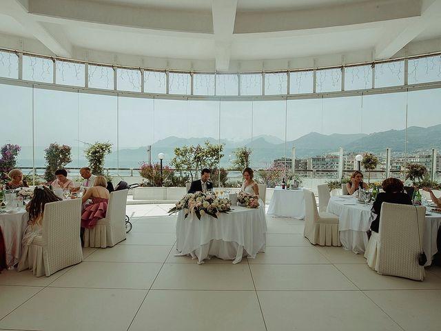 Il matrimonio di Massimo e Oksana a Salerno, Salerno 32