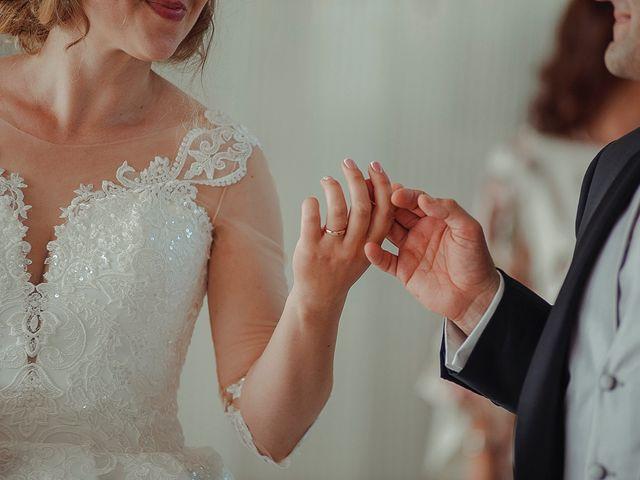 Il matrimonio di Massimo e Oksana a Salerno, Salerno 33