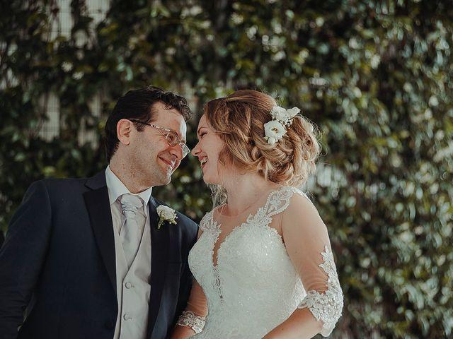 Il matrimonio di Massimo e Oksana a Salerno, Salerno 35