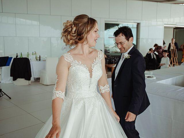 Il matrimonio di Massimo e Oksana a Salerno, Salerno 36