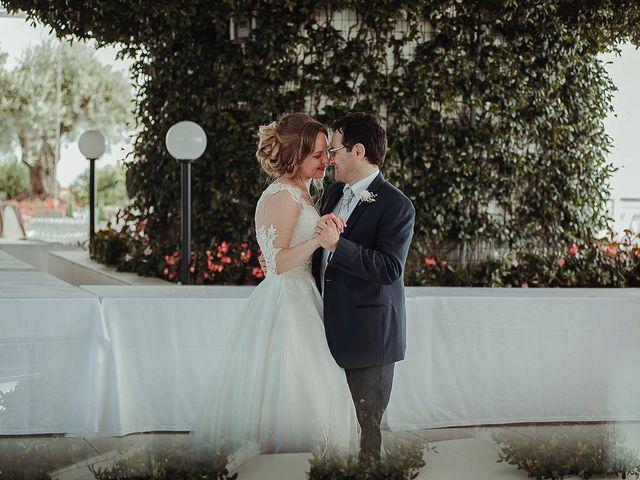 Il matrimonio di Massimo e Oksana a Salerno, Salerno 38