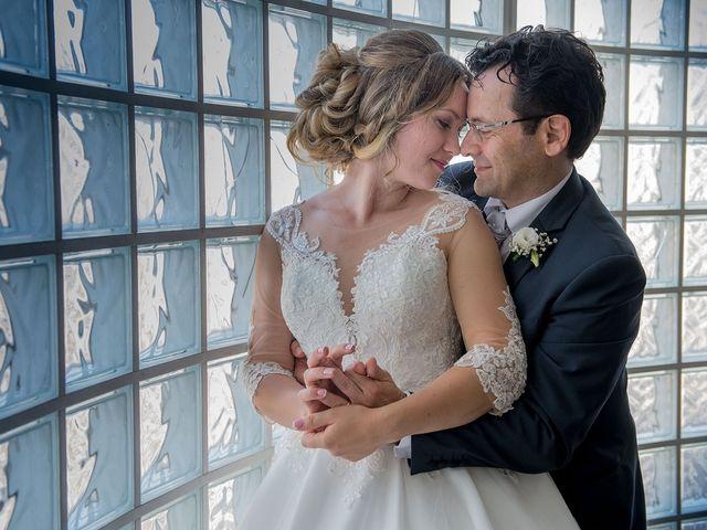 Il matrimonio di Massimo e Oksana a Salerno, Salerno 41