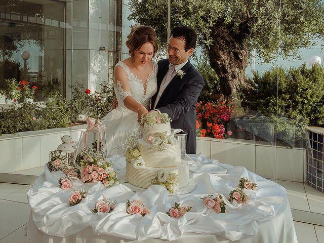 Il matrimonio di Massimo e Oksana a Salerno, Salerno 44