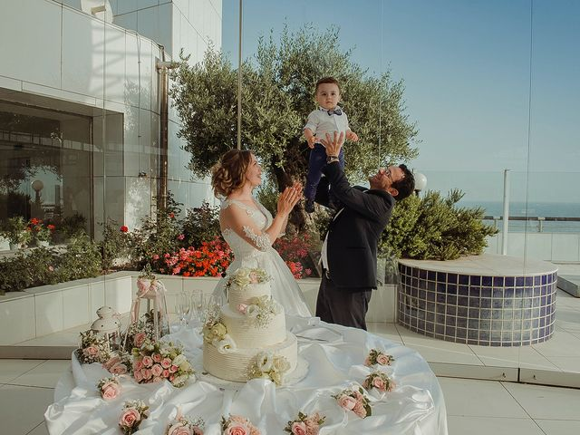 Il matrimonio di Massimo e Oksana a Salerno, Salerno 45