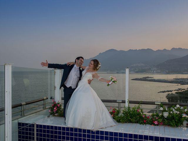 Il matrimonio di Massimo e Oksana a Salerno, Salerno 46