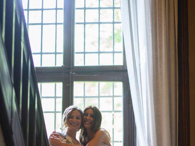 Il matrimonio di Ale e Ari a Gussola, Cremona 12