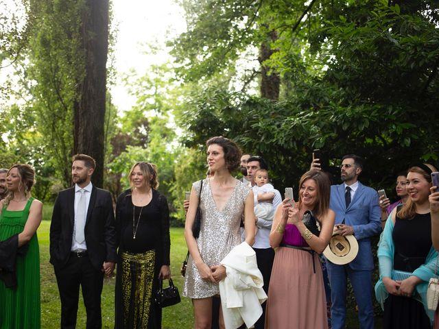 Il matrimonio di Ale e Ari a Gussola, Cremona 20