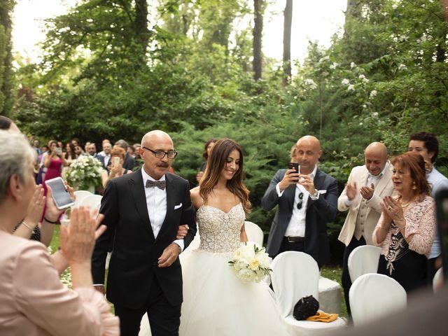 Il matrimonio di Ale e Ari a Gussola, Cremona 23