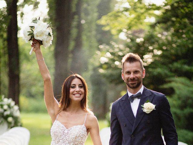 Il matrimonio di Ale e Ari a Gussola, Cremona 33
