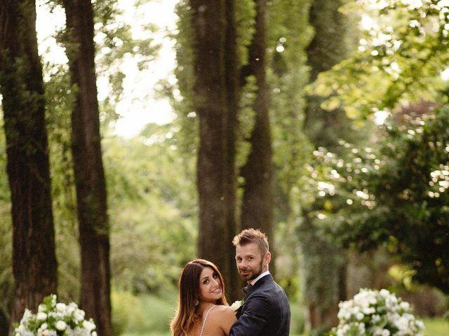 Il matrimonio di Ale e Ari a Gussola, Cremona 35