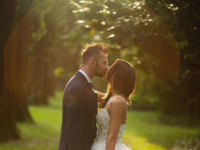 Le nozze di Ari e Ale