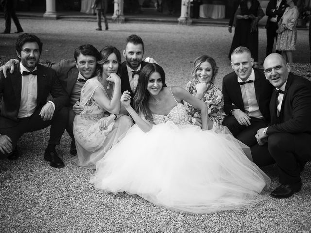 Il matrimonio di Ale e Ari a Gussola, Cremona 38