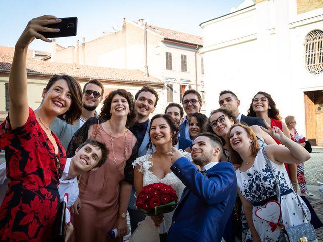 Il matrimonio di Michael e Sara a Alessandria, Alessandria 22
