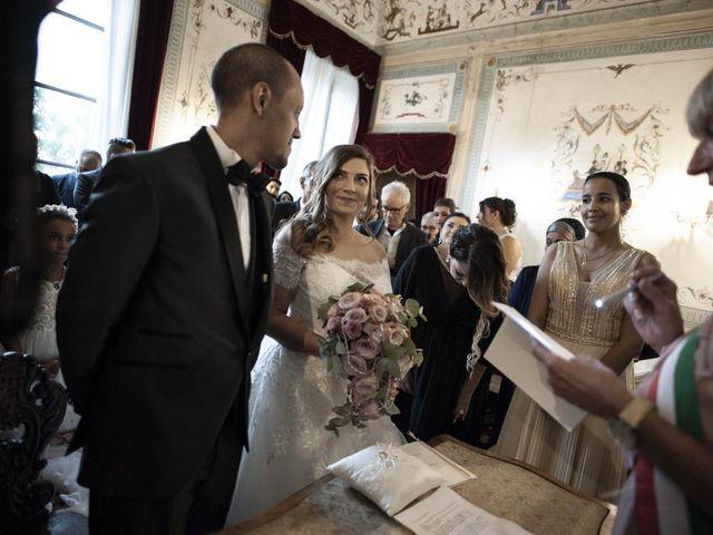 Le nozze di Samer e Annalisa