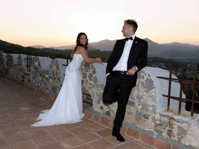 Le nozze di Eliana e Giovanni